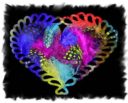 Cindy Nunn - Pin Feather Valentine 8
