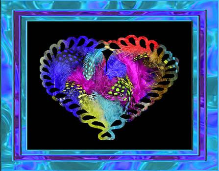 Cindy Nunn - Pin Feather Valentine 9