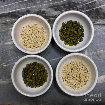 BERNARD JAUBERT - Pine Nut and Pistachios