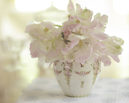 Pink Bouquet by Mary Carver