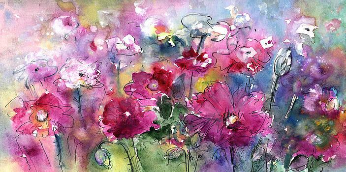 Miki De Goodaboom - Pink Field