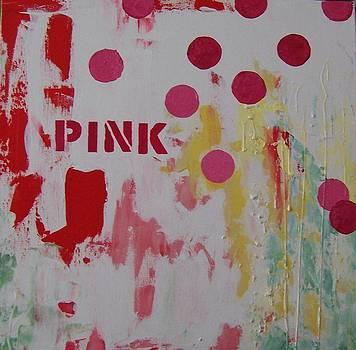 Pink by Krista Ouellette
