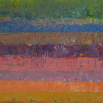 Michelle Calkins - Pink Line