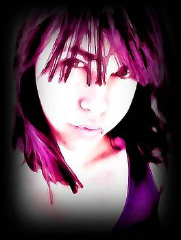 Pink Marie by Alicia Diel