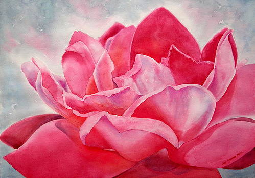 Pink Petals -SOLD by Lisa Pope