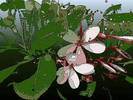 Stacy Vosberg - Pink Plumeria