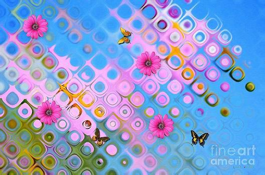 Liane Wright - Pink Reflections