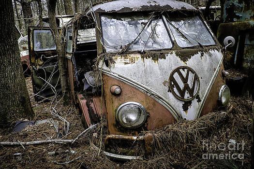 Richard Hinton - Pink VW Bus