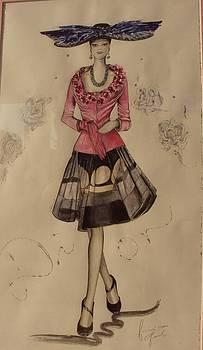 Pinky by Damira Fuzul