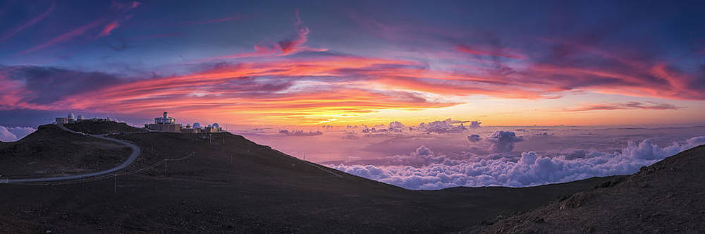 Pinnacle of Paradise by Hawaii  Fine Art Photography