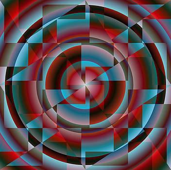 Pinwheel by Richard Newman