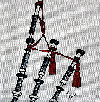 Pipes by Fay Reid