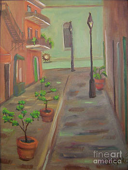 PIrates Alley by Lilibeth Andre