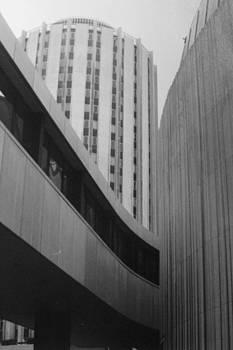 Pitt Towers 2 by Joann Renner