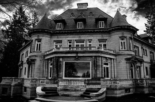 Pittock Mansion by Jesse Wright