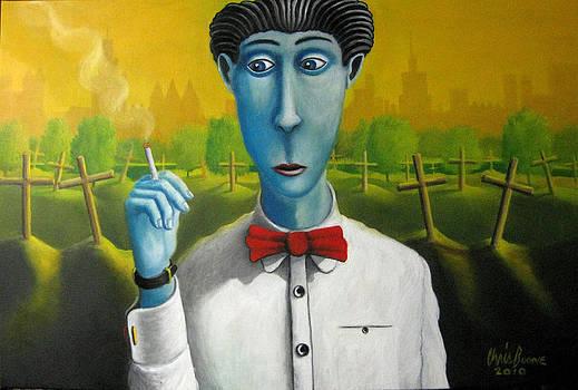 Pittsburgh Smoker by Chris Boone