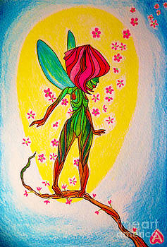 Pixie Blossom by Andreea Paraschiv