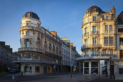 Place du Martroit by Kirk Strickland