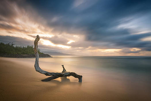 Placid Waters by Hawaii  Fine Art Photography