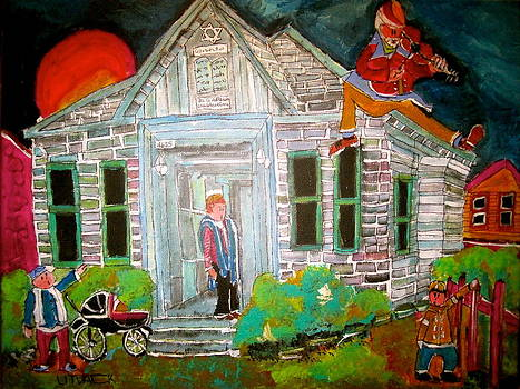 Plage Laval Fiddler 3 by Michael Litvack