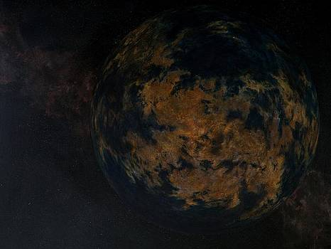 Planet by Patrick Zgarrick