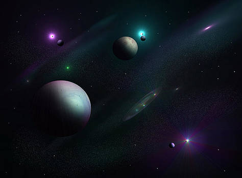 Planets Beyond Our Solar System by Ricky Haug