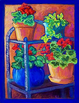 Plant Stand by Candy Mayer