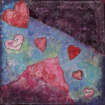 Playful Hearts by Shakti Chionis