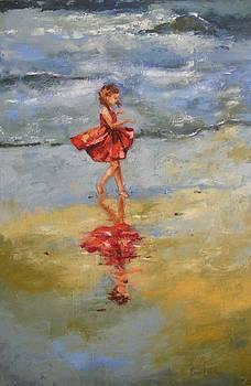 Playful Reflections by Brandi  Hickman