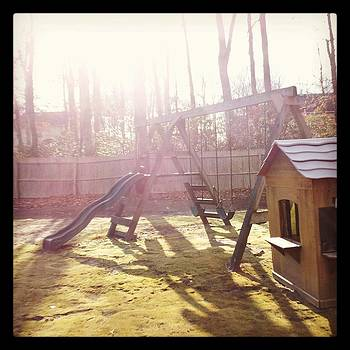 Playground Daydream by Anastasia Pleasant