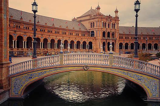 Jenny Rainbow - Plaza de Espana 4. Seville