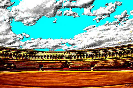 Plaza de Toros by Bruce Nutting