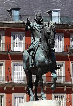 James Brunker - Plaza Mayor Madrid