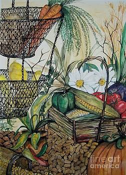 Plentiful Harvest by Laneea Tolley
