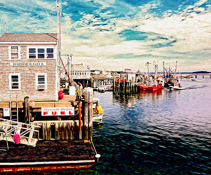Plymouth MA by Carol Sutherland