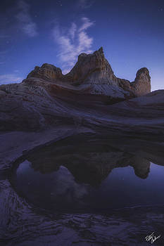 Pocket of Reflection by Peter Coskun