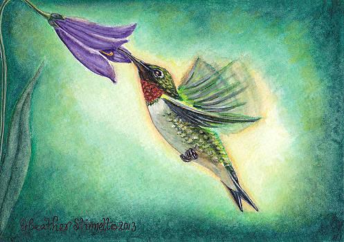 Poetry in Motion by Heather Stinnett