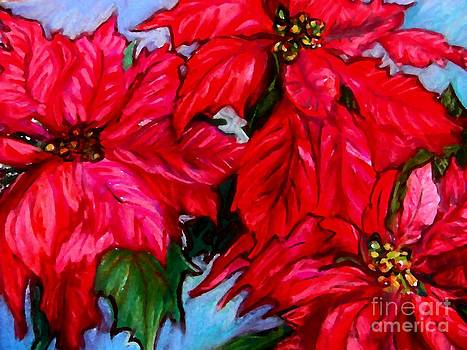 Poinsettia by Emily Michaud