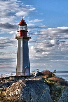 Point Atkinson Lighthouse by Scott Holmes