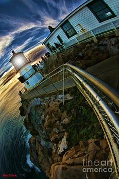 Blake Richards - Point Reyes Light House Light Up