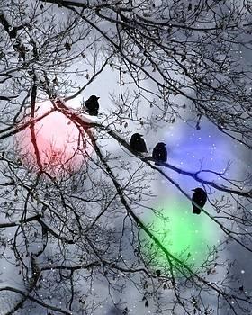 Gothicolors Donna Snyder - Polar Crows