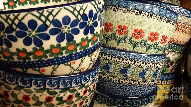 Polish Pottery by Jaime  Manning