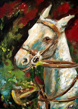 Polo Pony by Relly Peckett