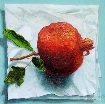 Pomegranate by Martin Stratiev