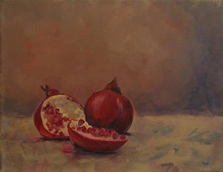Pomegranate by Terri Messinger