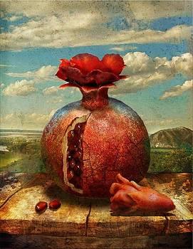 Pomegranate by Zia Art