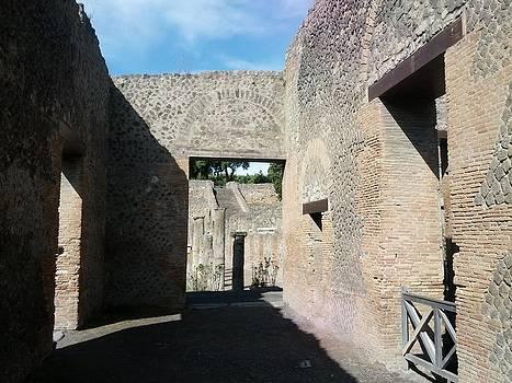Shesh Tantry - Pompeii Ruins I