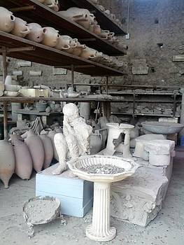 Shesh Tantry - Pompeii Ruins III