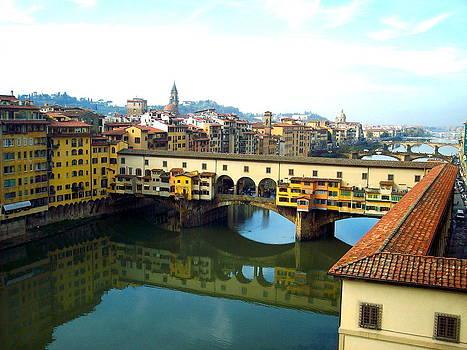 Ponte Vecchio by Alberto Pala