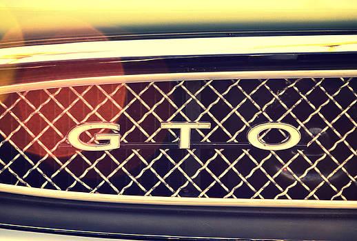 Saija  Lehtonen - Pontiac GTO